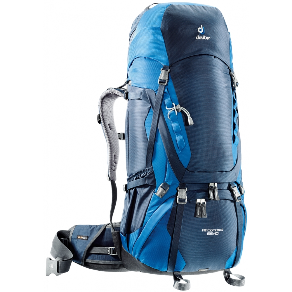 Expedičný batoh DEUTER Aircontact 65 + 10 modrá