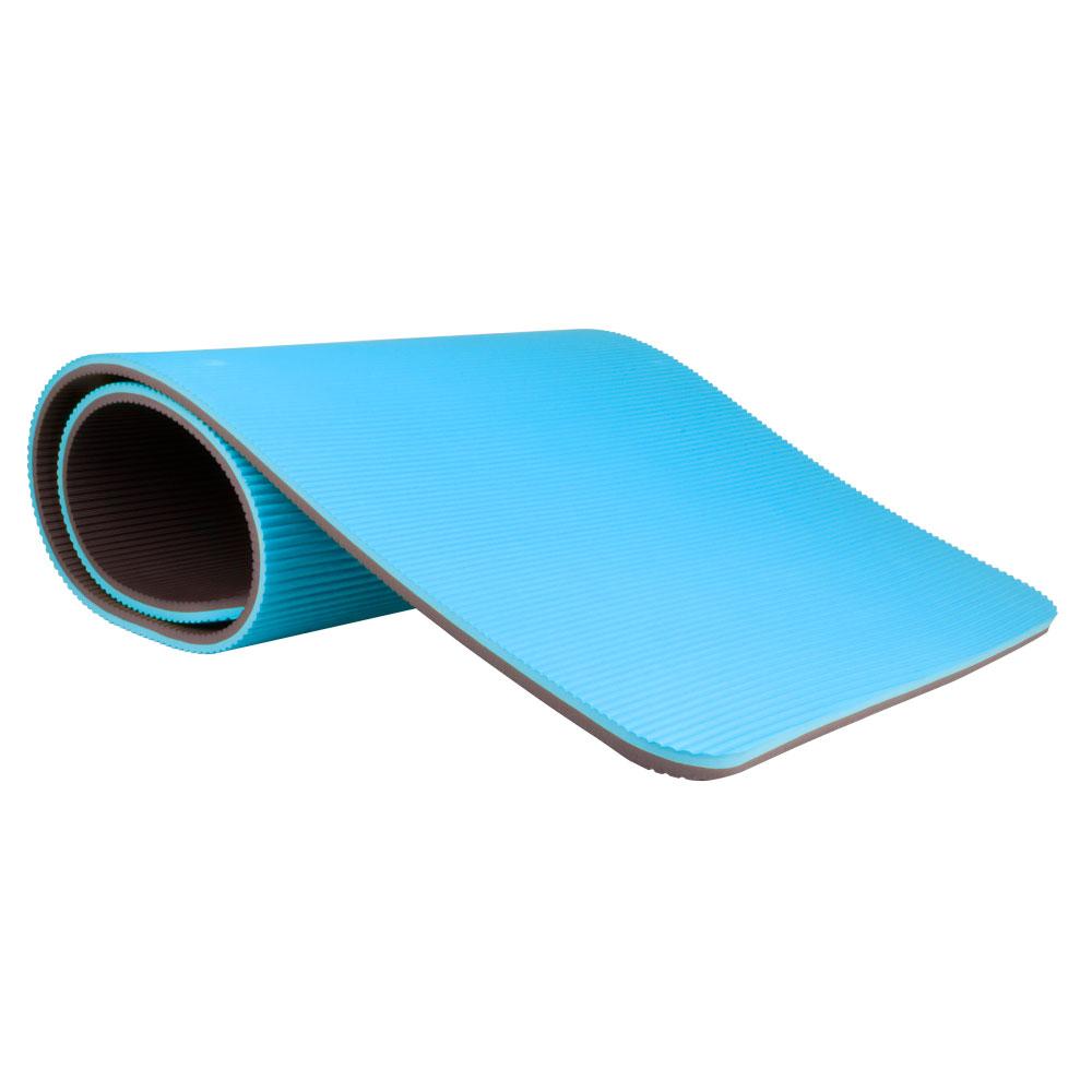 Podložka na cvičenie inSPORTline Profi 180 cm modrá