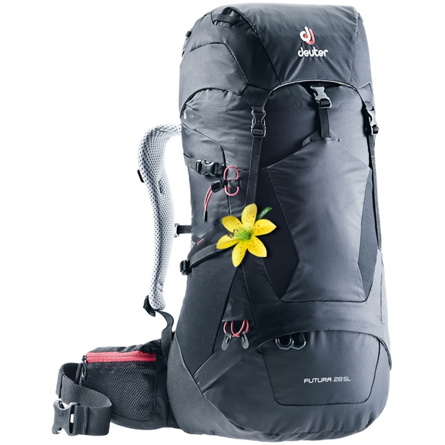 Turistický batoh DEUTER Futura 28 SL black
