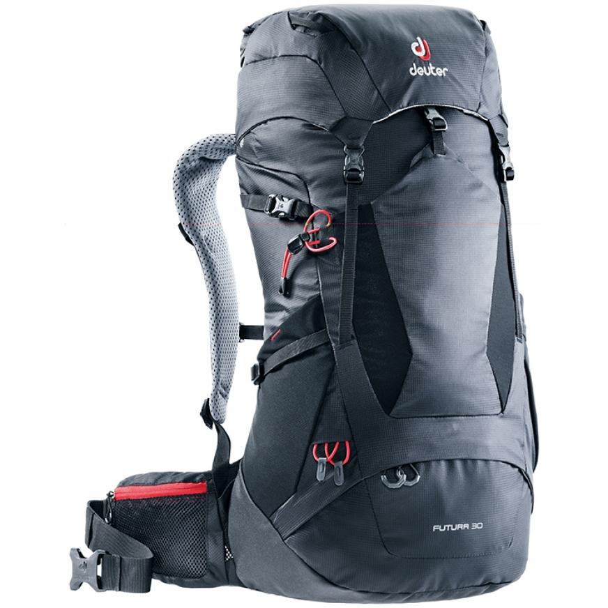 Turistický batoh DEUTER Futura 30 black
