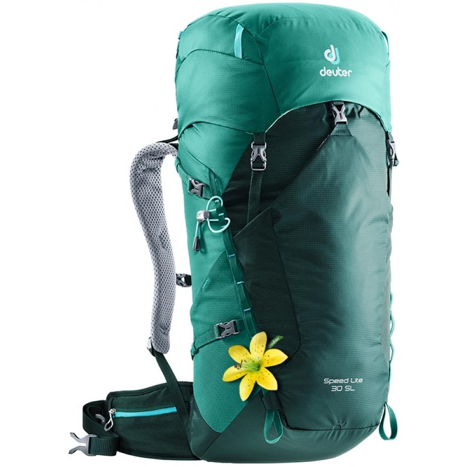 76364e8761 Turistický batoh DEUTER Speed Lite 30 SL forest-alpinegreen