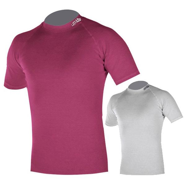 Detské termo tričko krátky rukáv Blue Fly Termo Duo