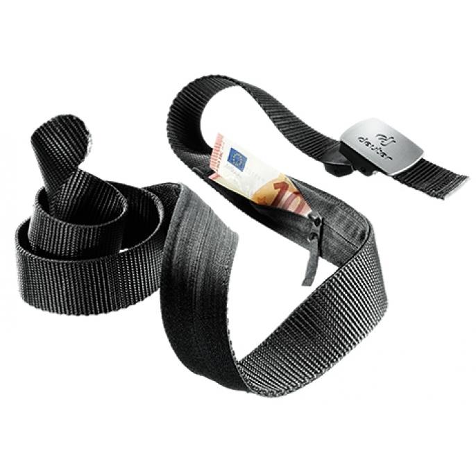 Bezpečnostný opasok DEUTER Security Belt black