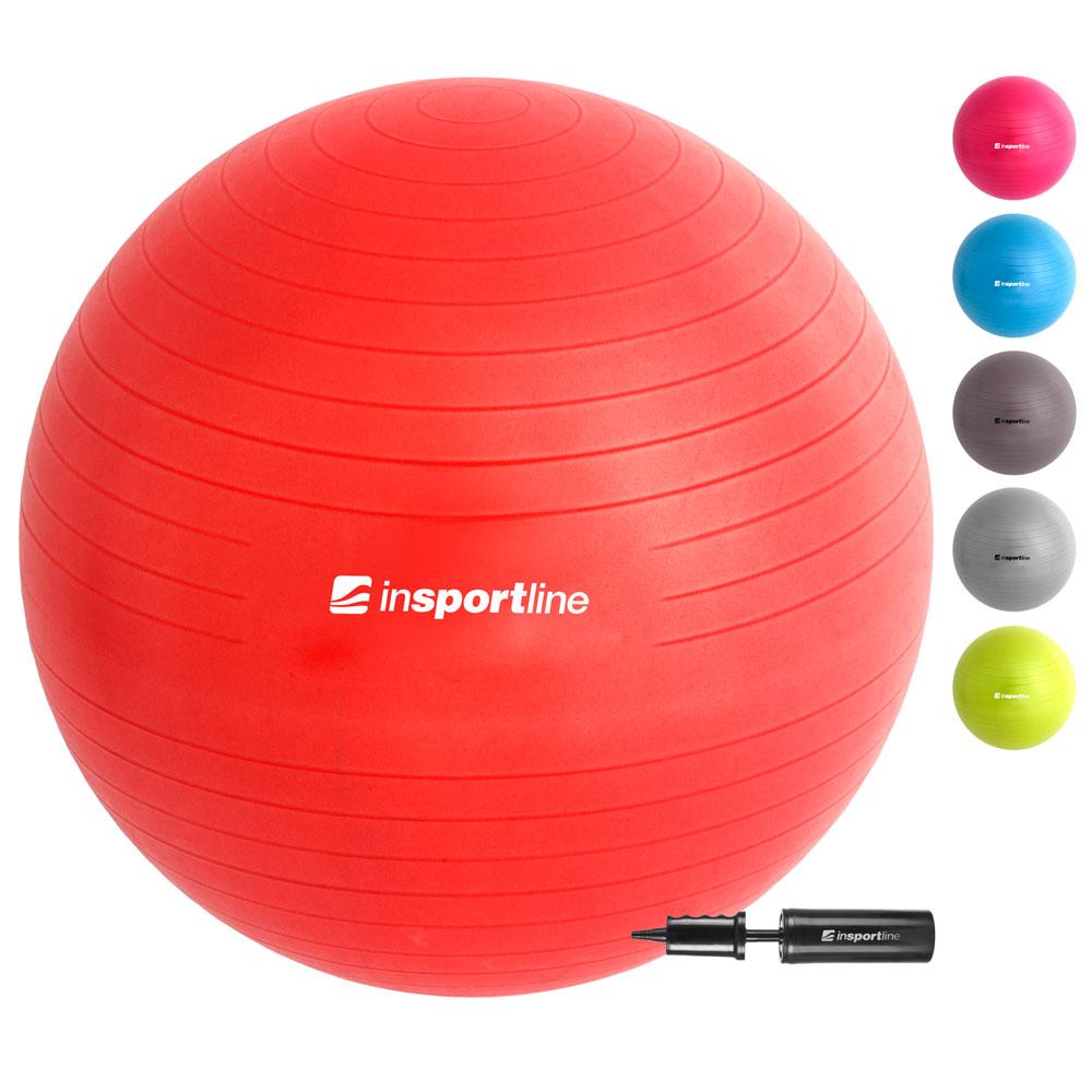 Gymnastická lopta inSPORTline Top Ball 75 cm