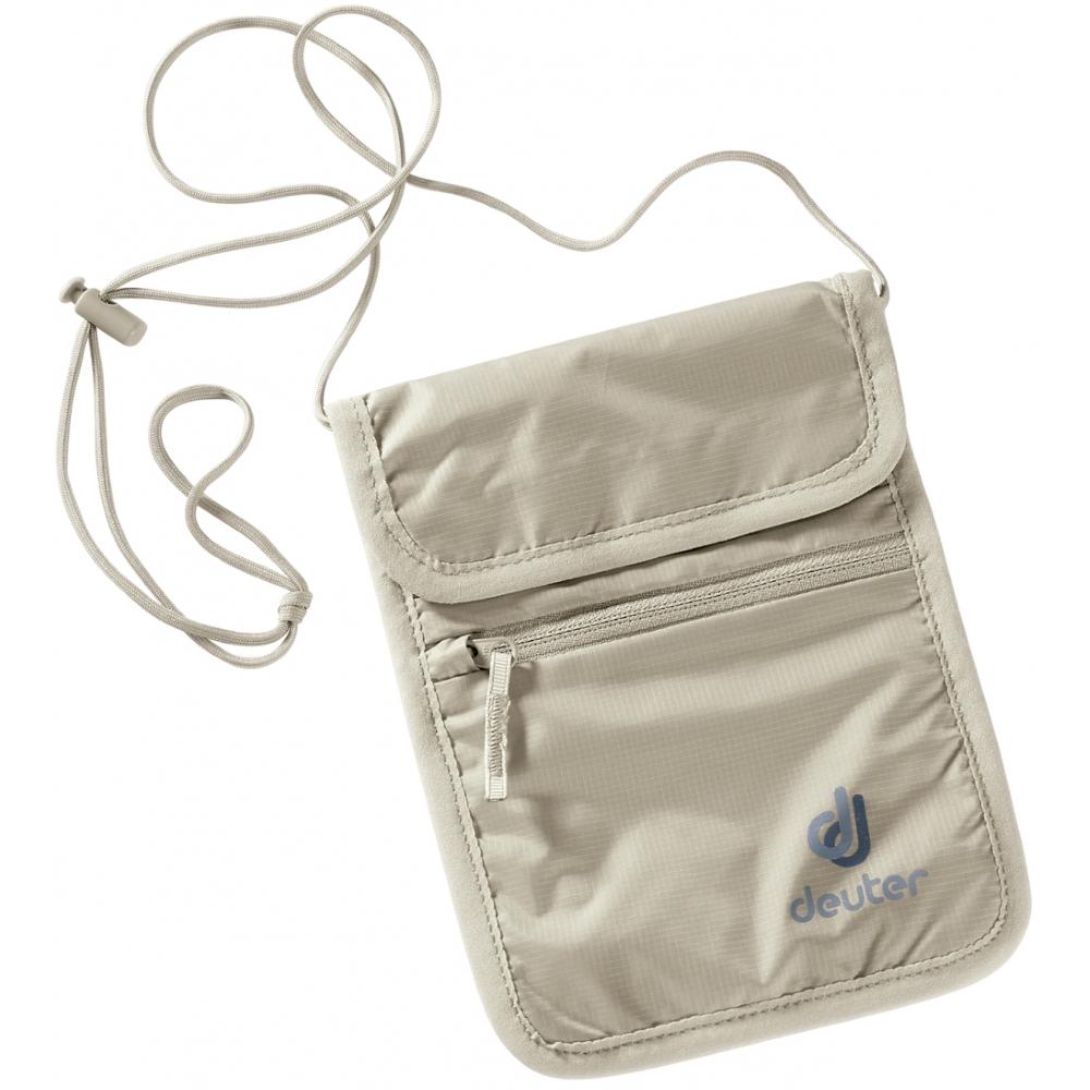 Športová peňaženka DEUTER Security Wallet II piesková