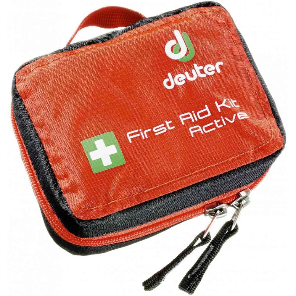 Lekárnička DEUTER First Aid Kit Active oranžová