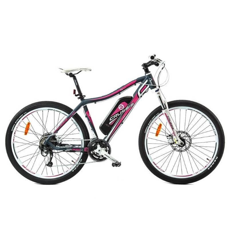 Dámsky horský elektrobicykel Crussis e-Guera 3.2 - 2.akosť - Záruka 10 rokov