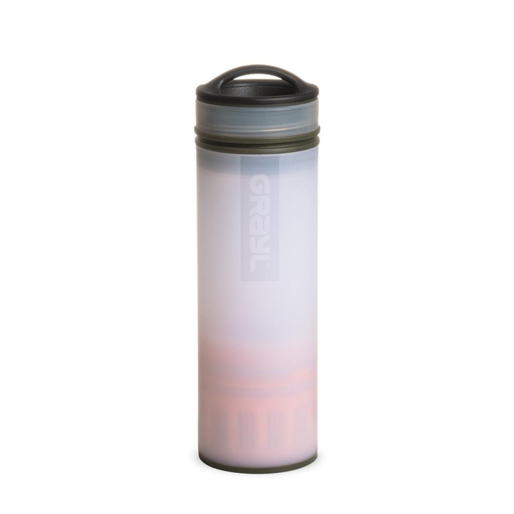 Filtračná fľaša Grayl Ultralight Compact Purifier Alpine White