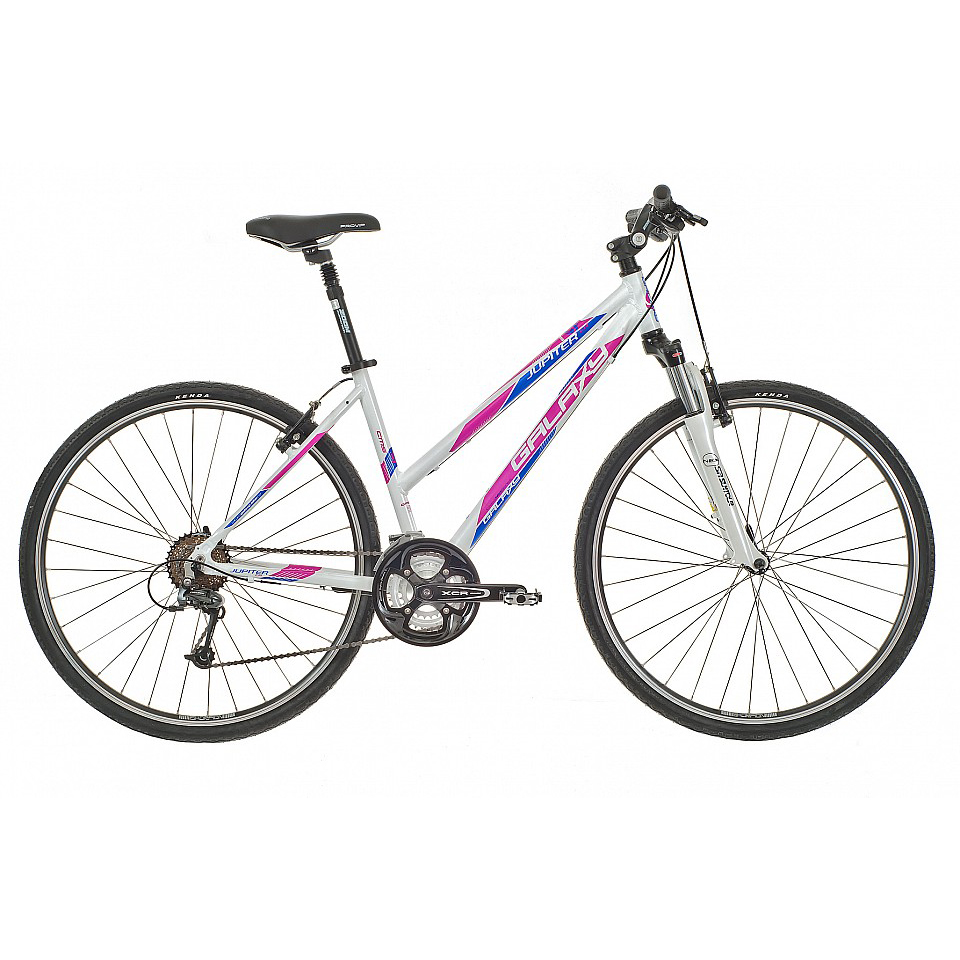 Dámsky crossový bicykel Galaxy Jupiter Cross Lady - model 2014