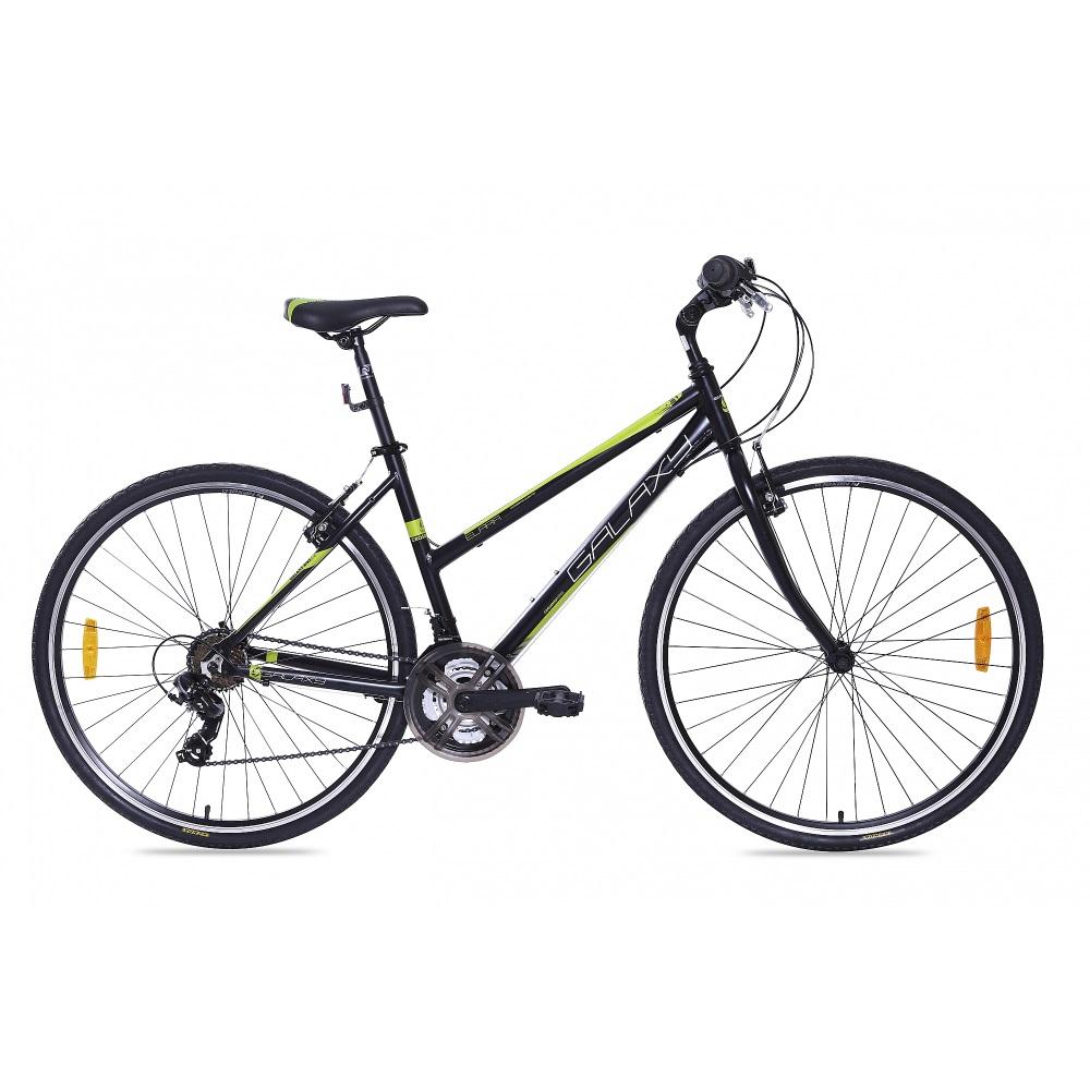 Dámsky crossový bicykel Galaxy Elara 28