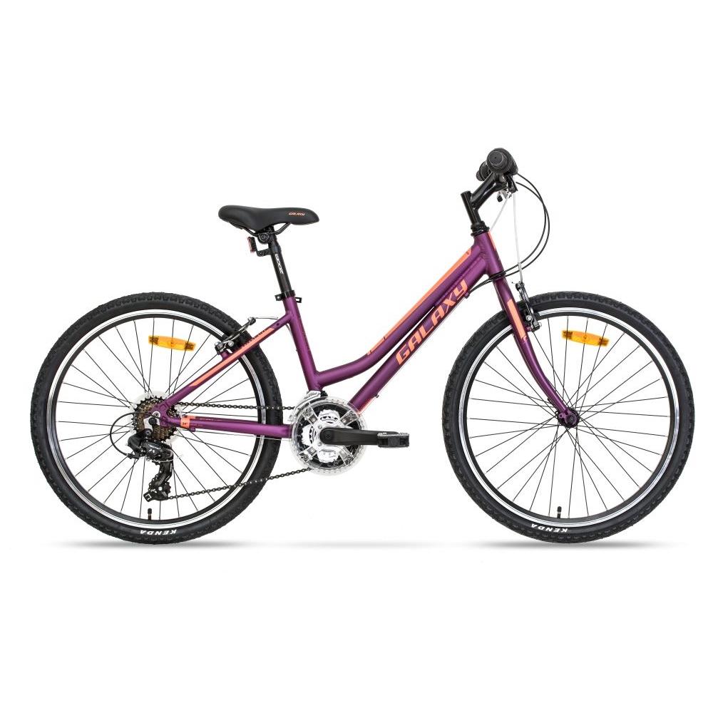 Juniorský dievčenský bicykel Galaxy Lyra 24