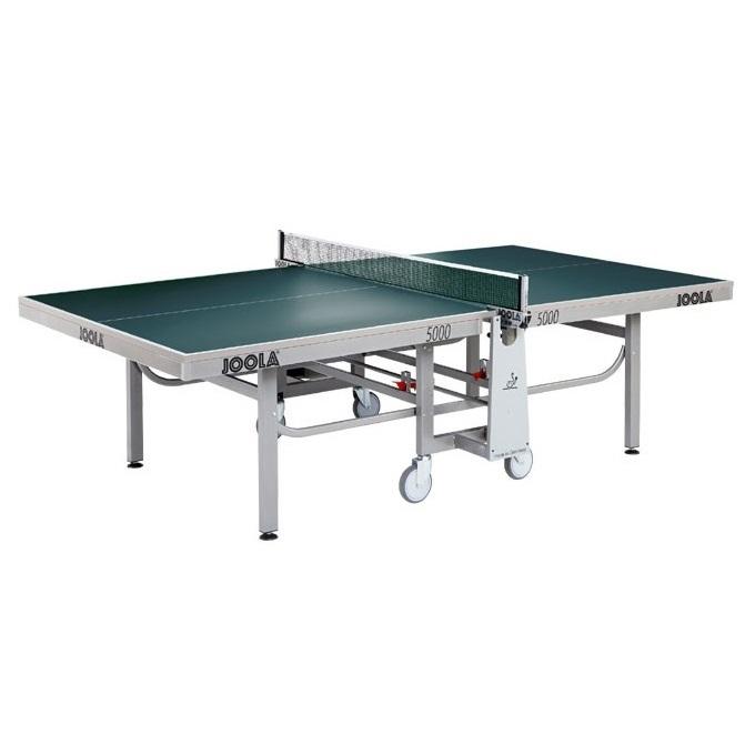 Stôl na stolný tenis Joola 5000 zelená