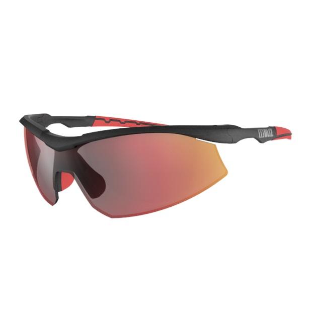 Športové slnečné okuliare Bliz Prime čierno-červená