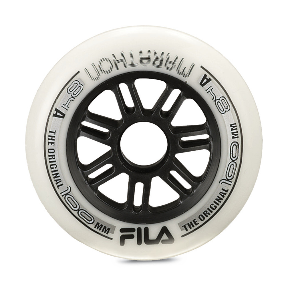 In-line kolieska Fila 100 mm/84A 8 ks