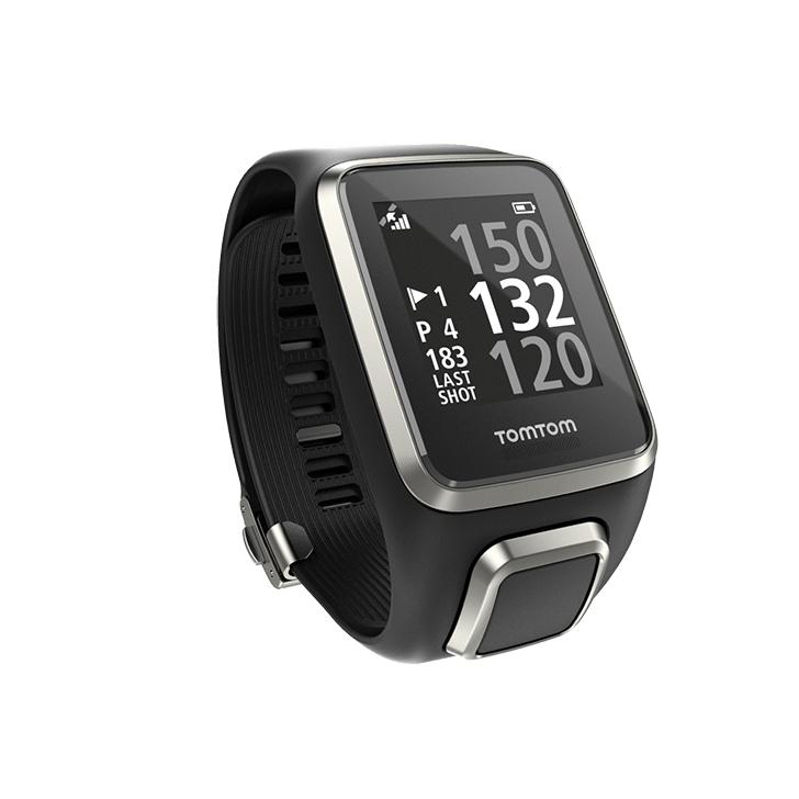 GPS hodinky TomTom Golfer 2 čierna