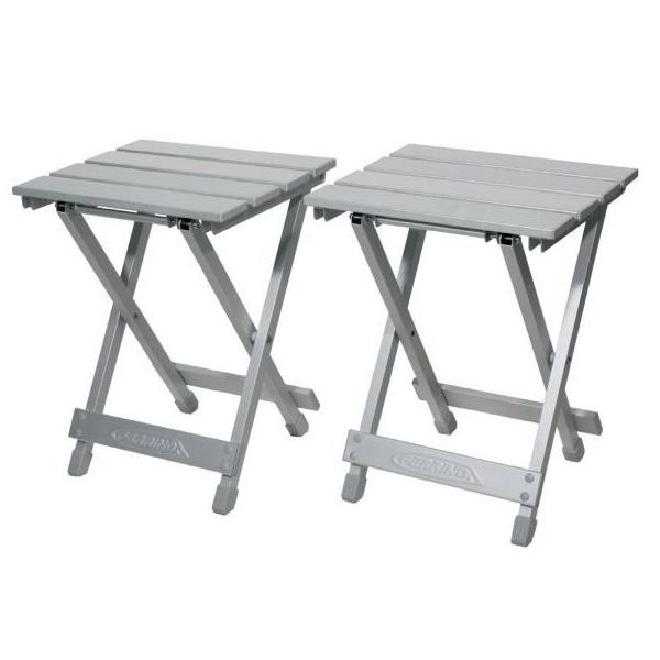 Skladacie stoličky FERRINO aluminiové