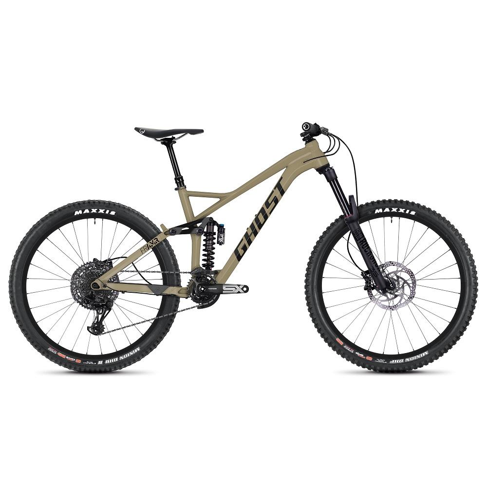 Celoodpružený bicykel Ghost FRAMR 4.7 27,5