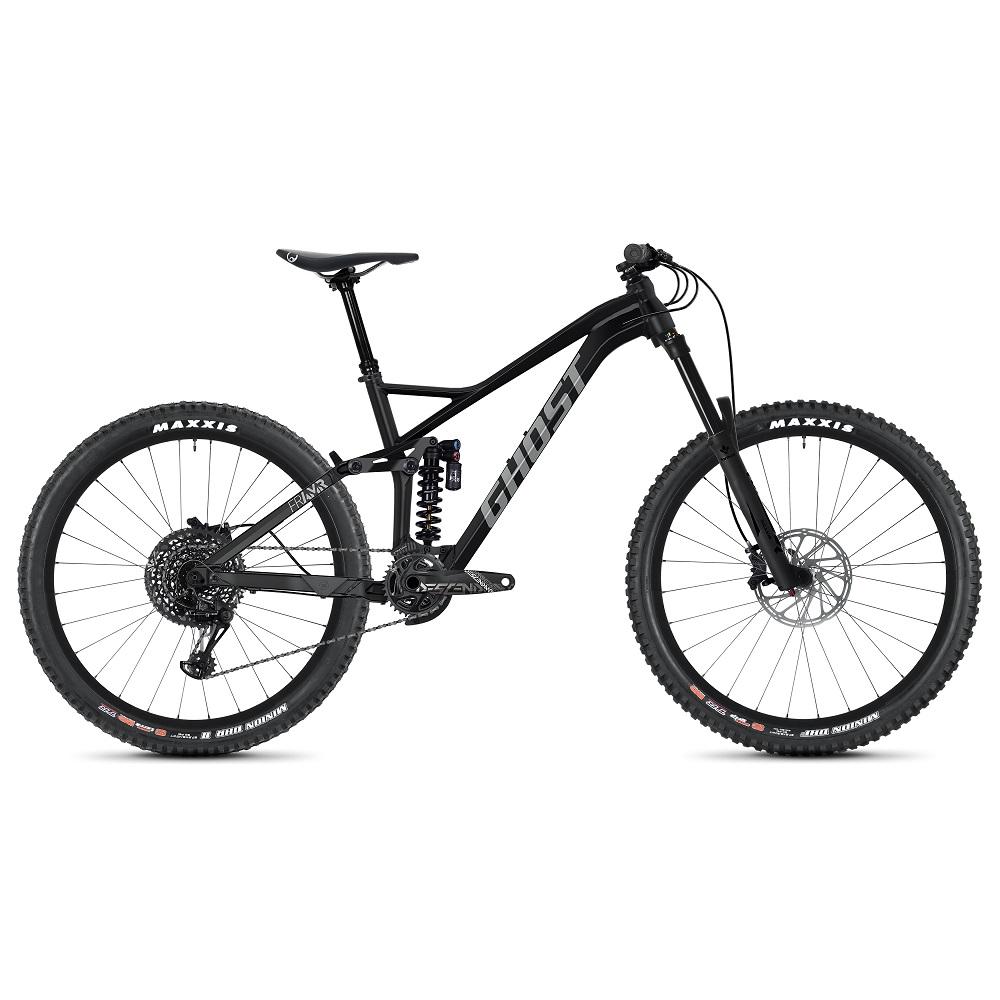 "Celoodpružený bicykel Ghost FRAMR 6.7 27,5"" - model 2020 M (17"") - Záruka 10 rokov"