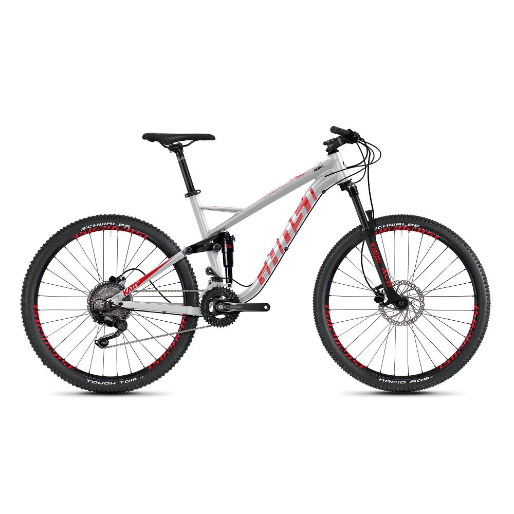 Celoodpružený bicykel Ghost Kato FS 2.7 27,5