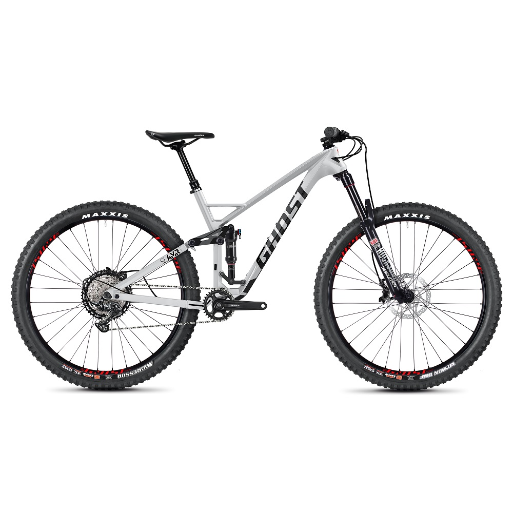 "Celoodpružený bicykel Ghost SLAMR 6.9 LC 29"" - model 2020 M (18"") - Záruka 10 rokov"
