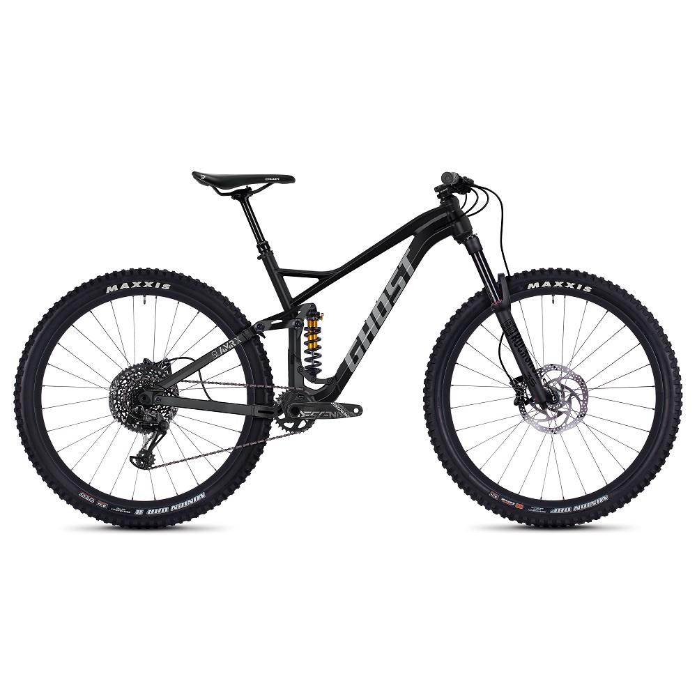 Celoodpružený bicykel Ghost SLAMR X5.9 AL 29