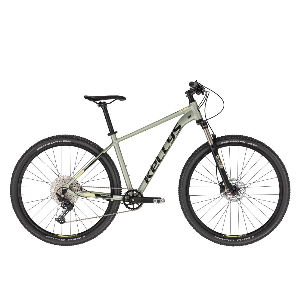 "Horský bicykel KELLYS SPIDER 90 29"" - model 2021 M (19'')"