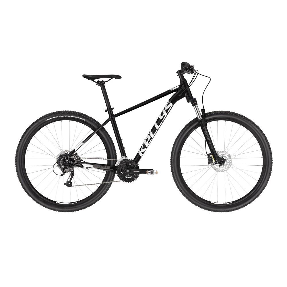 "Horský bicykel KELLYS SPIDER 50 27,5"" - model 2021 Black - S (17'')"