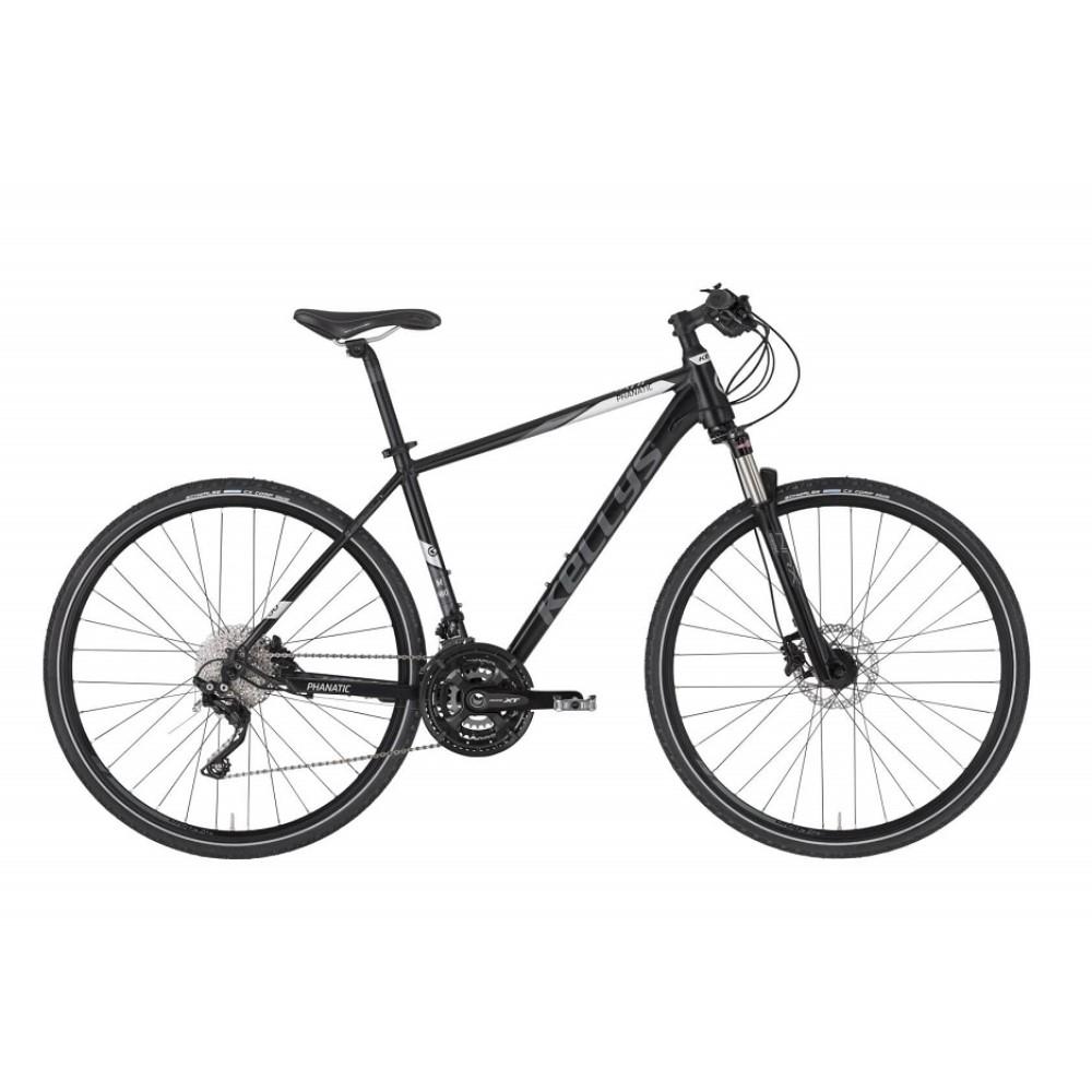 """Pánsky crossový bicykel KELLYS PHANATIC 90 28"""" - model 2021 M (19'') - Záruka 10 rokov"""