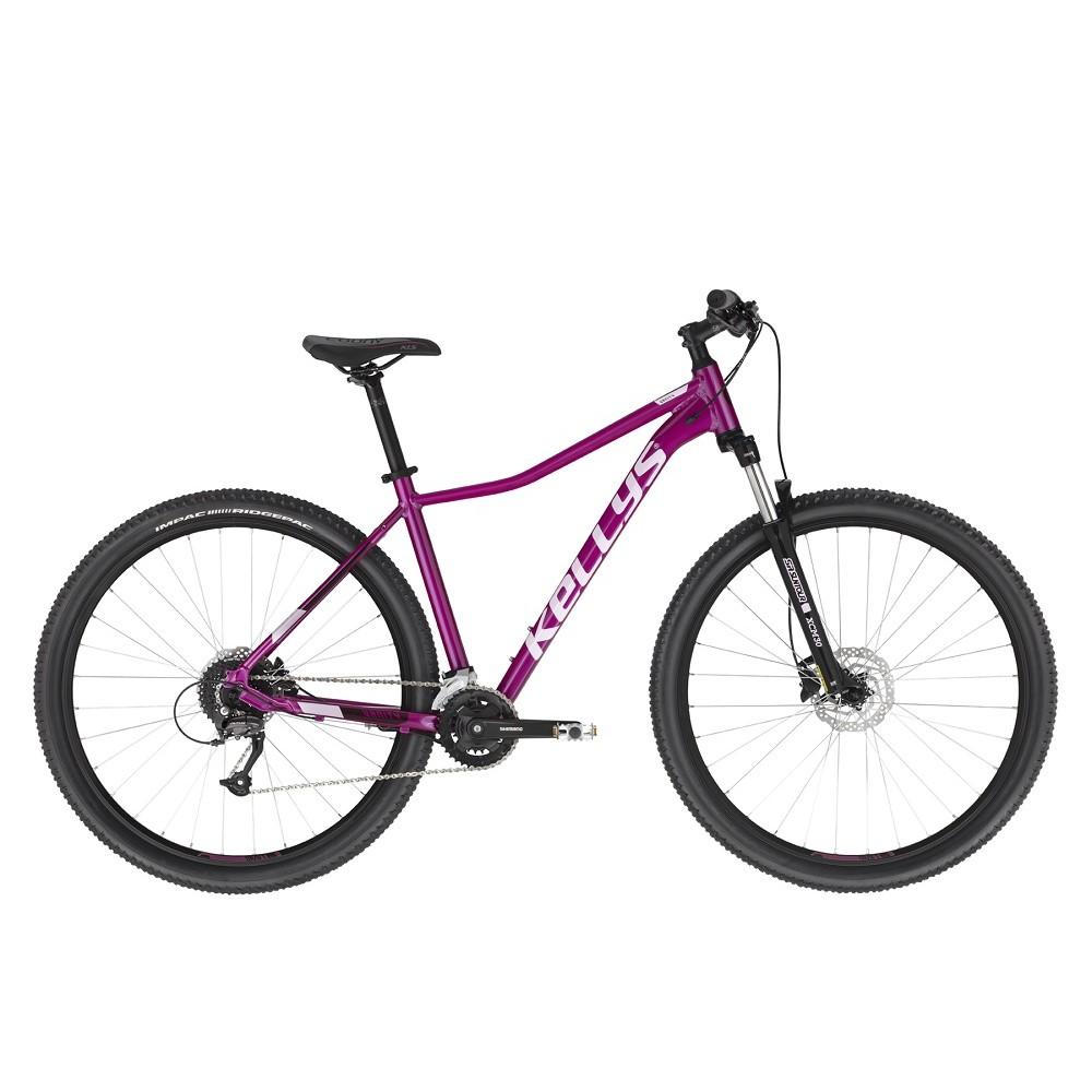 "Dámsky horský bicykel KELLYS VANITY 70 29"" - model 2021 Raspberry - M (17"")"