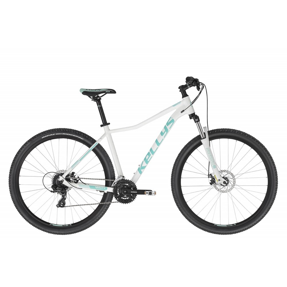 "Dámsky horský bicykel KELLYS VANITY 30 29"" - model 2021 White - M (17"")"