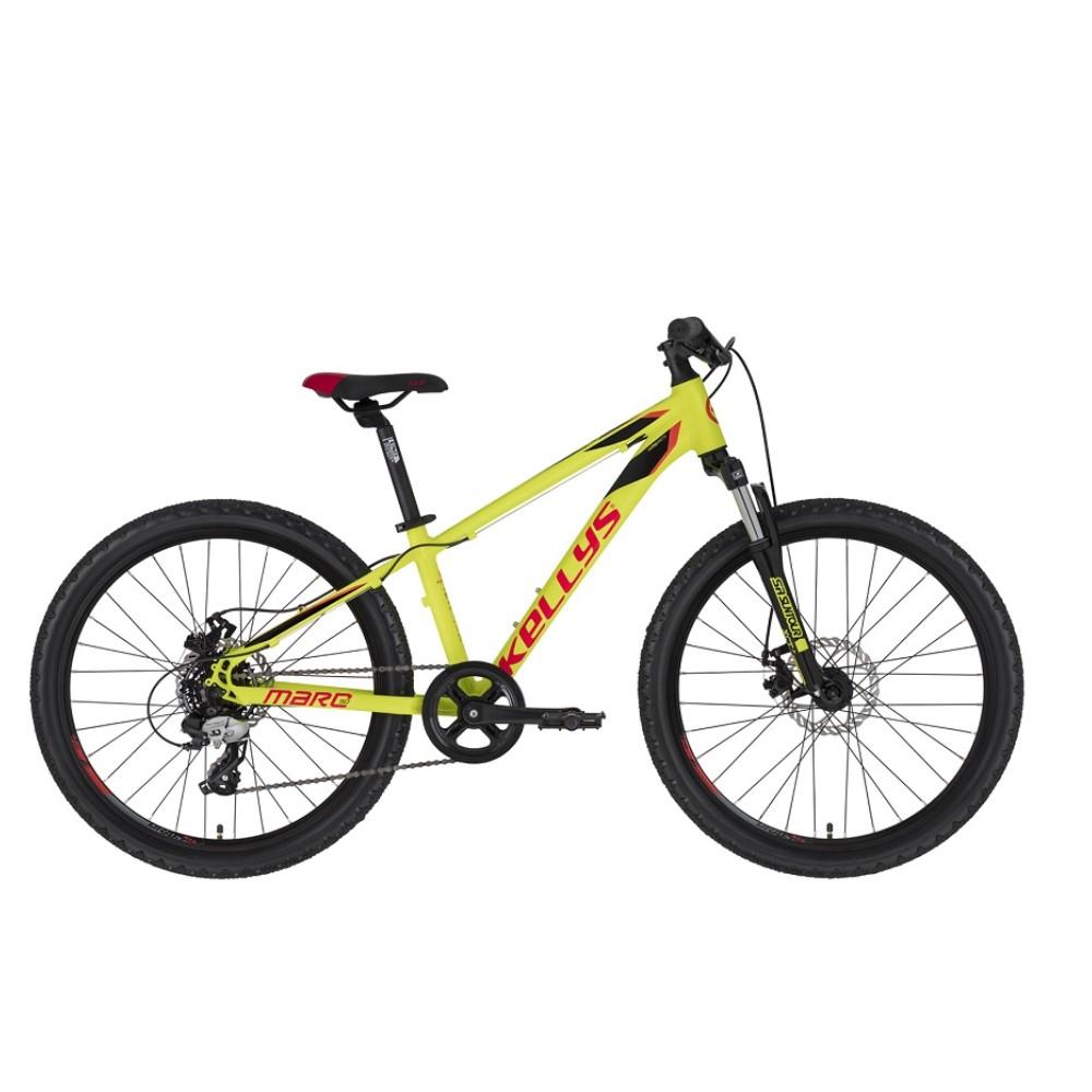 "Juniorský bicykel KELLYS MARC 50 24"" - model 2021"