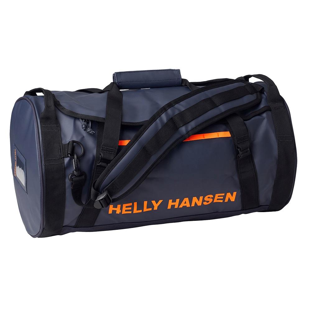 Športová taška Helly Hansen Duffel Bag 2 30l - Graphite Blue. Vodoodolná cestovná  taška ... 4a584107122