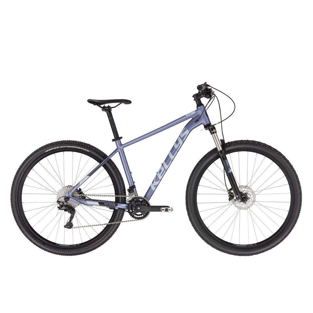 "Horský bicykel KELLYS SPIDER 80 29"" - model 2021 M (18"")"