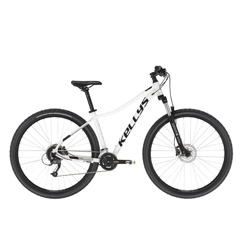 "Dámsky horský bicykel KELLYS VANITY 70 29"" - model 2021 White - M (17"")"