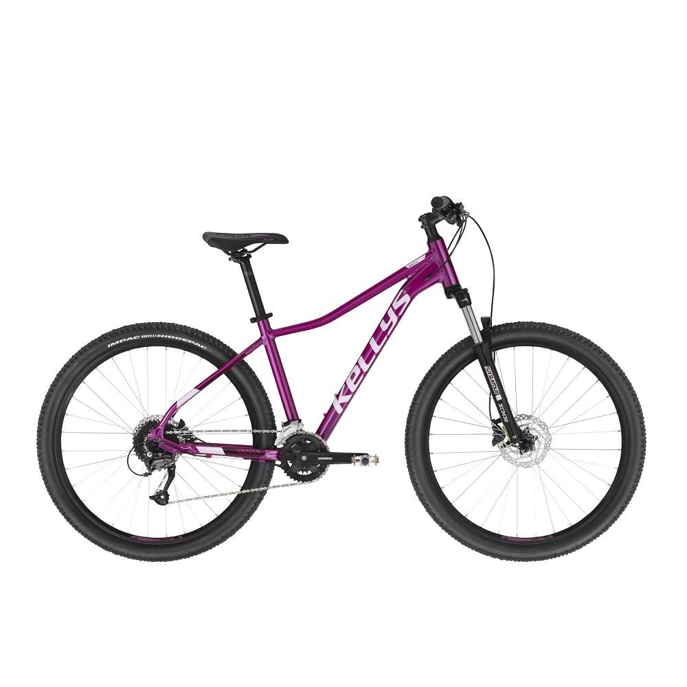 "Dámsky horský bicykel KELLYS VANITY 70 27,5"" - model 2021 Raspberry - M (17"")"