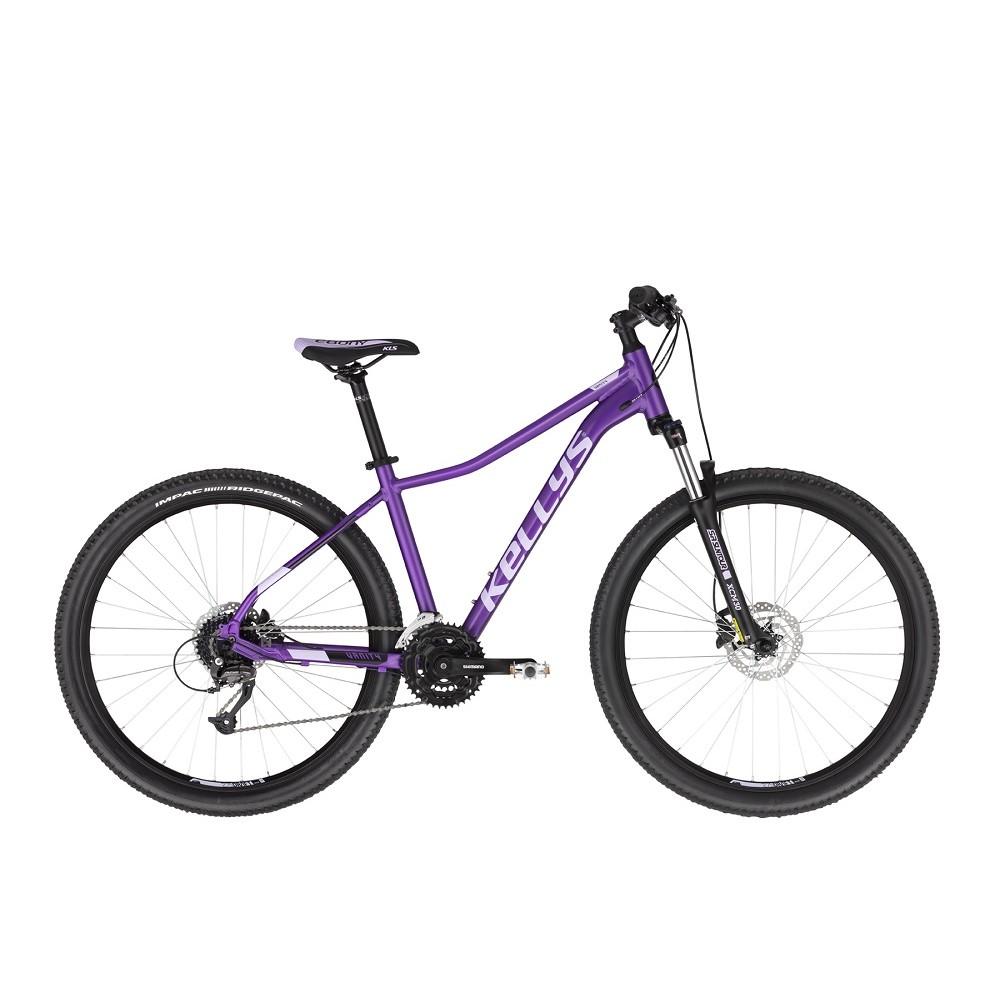 """Dámsky horský bicykel KELLYS VANITY 50 26"""" - model 2021 Ultraviolent - XS (13,5"""")"""