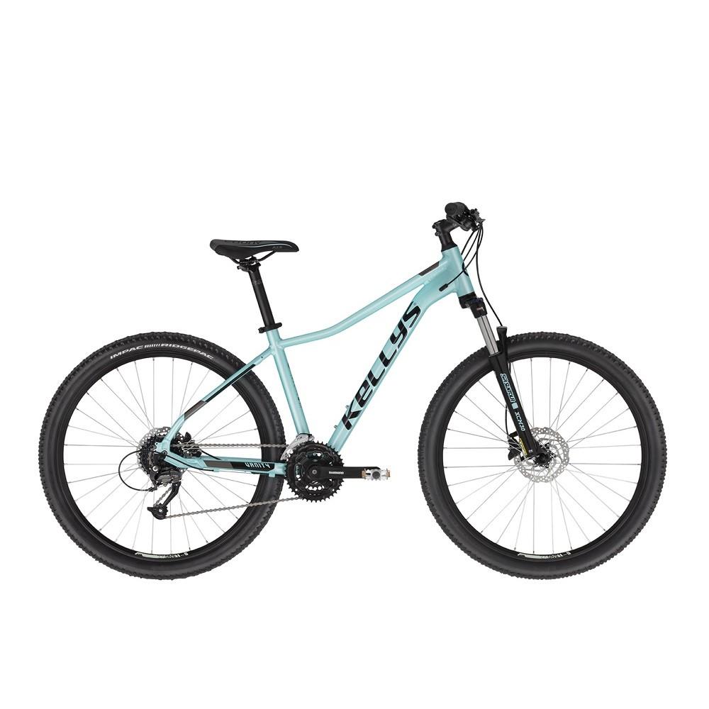"""Dámsky horský bicykel KELLYS VANITY 50 26"""" - model 2021 sky blue - XS (13,5"""")"""