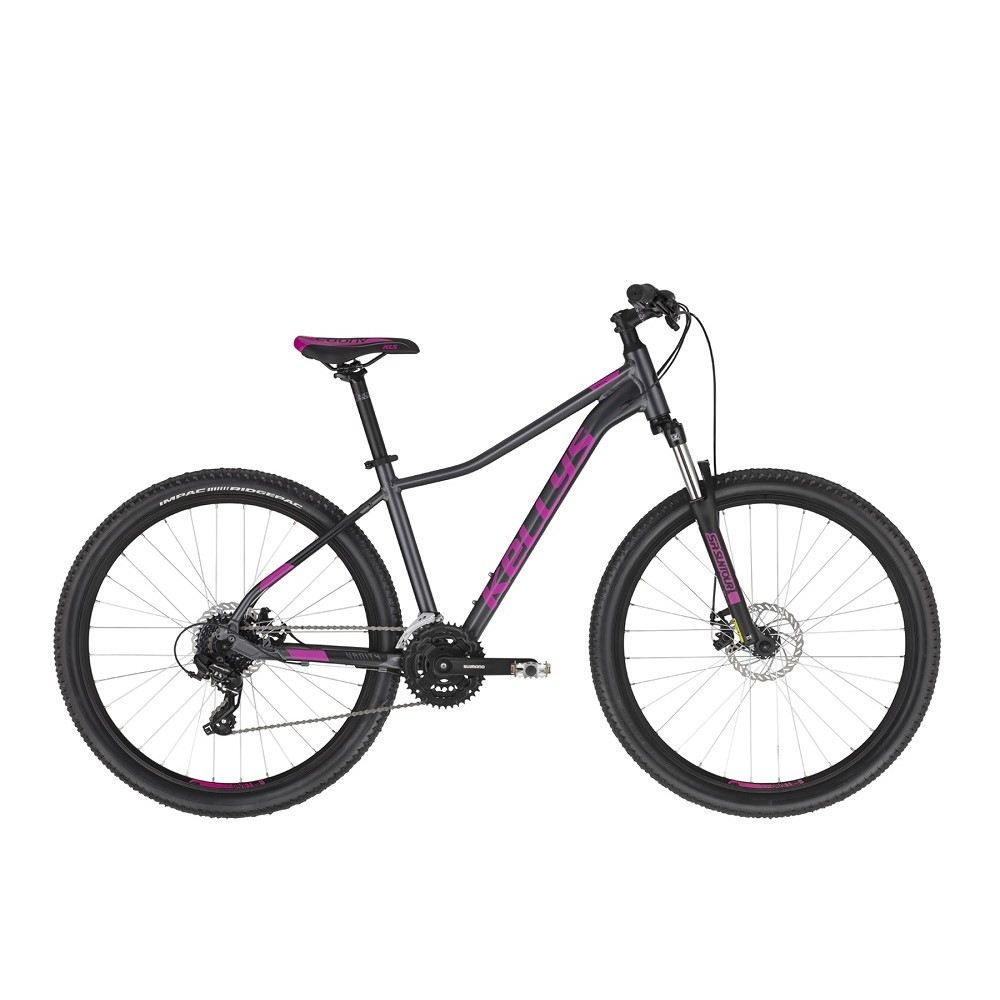 "Dámsky horský bicykel KELLYS VANITY 30 27,5"" - model 2021 Grey - S (15"")"
