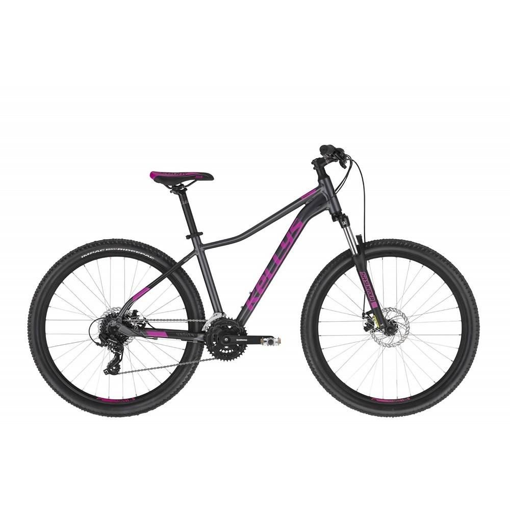 "Dámsky horský bicykel KELLYS VANITY 30 29"" - model 2021 Grey - M (17"")"