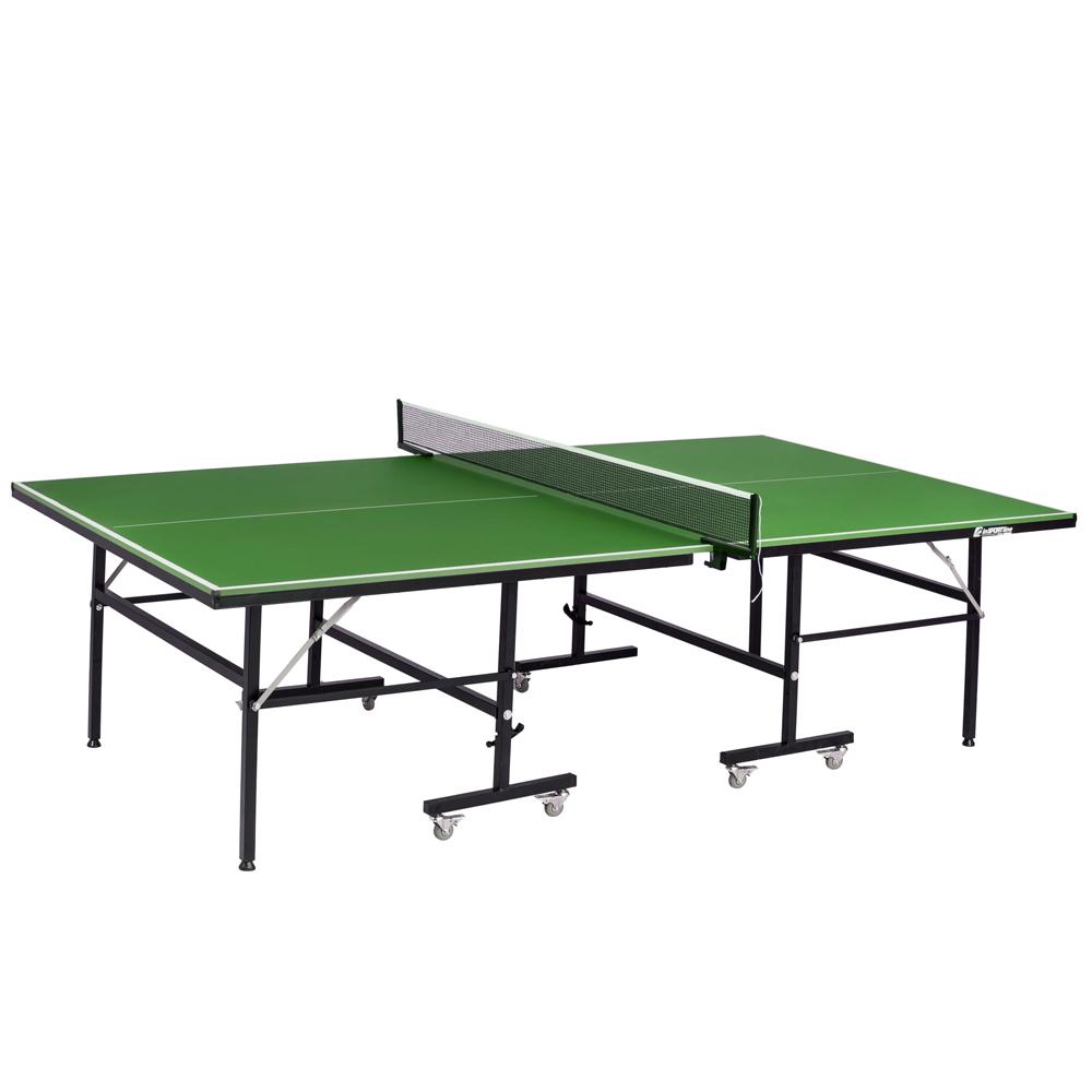 Stôl na stolný tenis inSPORTline Pinton zelená
