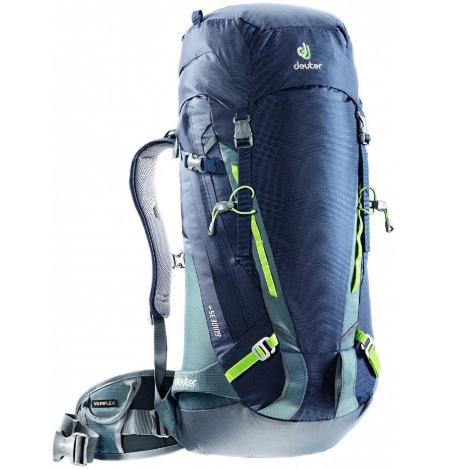 Horolezecký batoh DEUTER Guide 35+ modrá