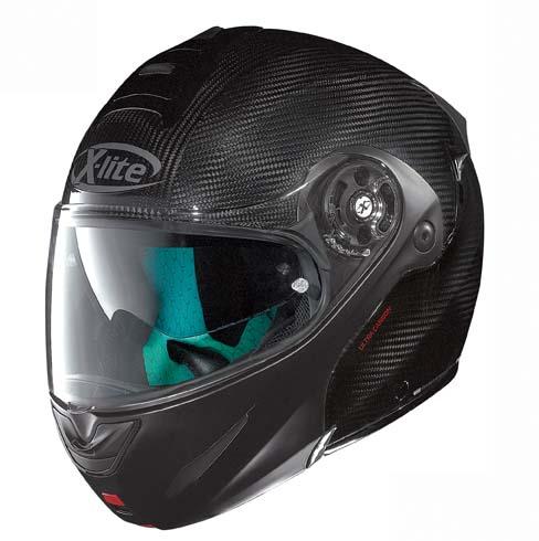 Moto prilba X-lite X-1003 Ultra Carbon Dyad Flat Black