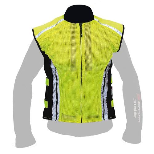 Reflexná vesta SPARK Neon reflexná žltá - M