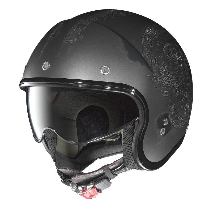 Moto helma Nolan N21 Speed Junkies Flat Asphalt Black - Flat Asphalt Black 0967362e9f