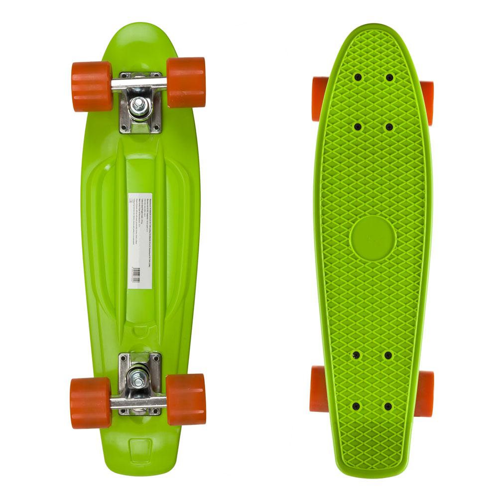 Plastový skateboard WORKER Stace