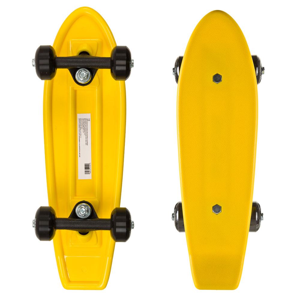 Plastový skateboard WORKER Alwi