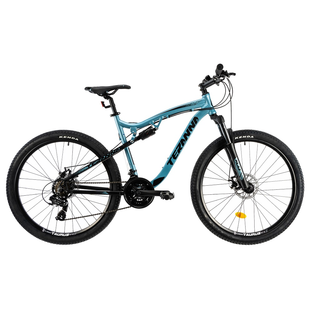 Celoodpružený bicykel DHS Teranna 2745 27,5