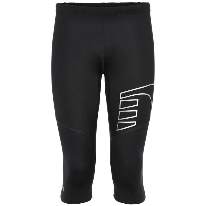 Unisex kompresné 3/4 nohavice Newline Core Knee Tights