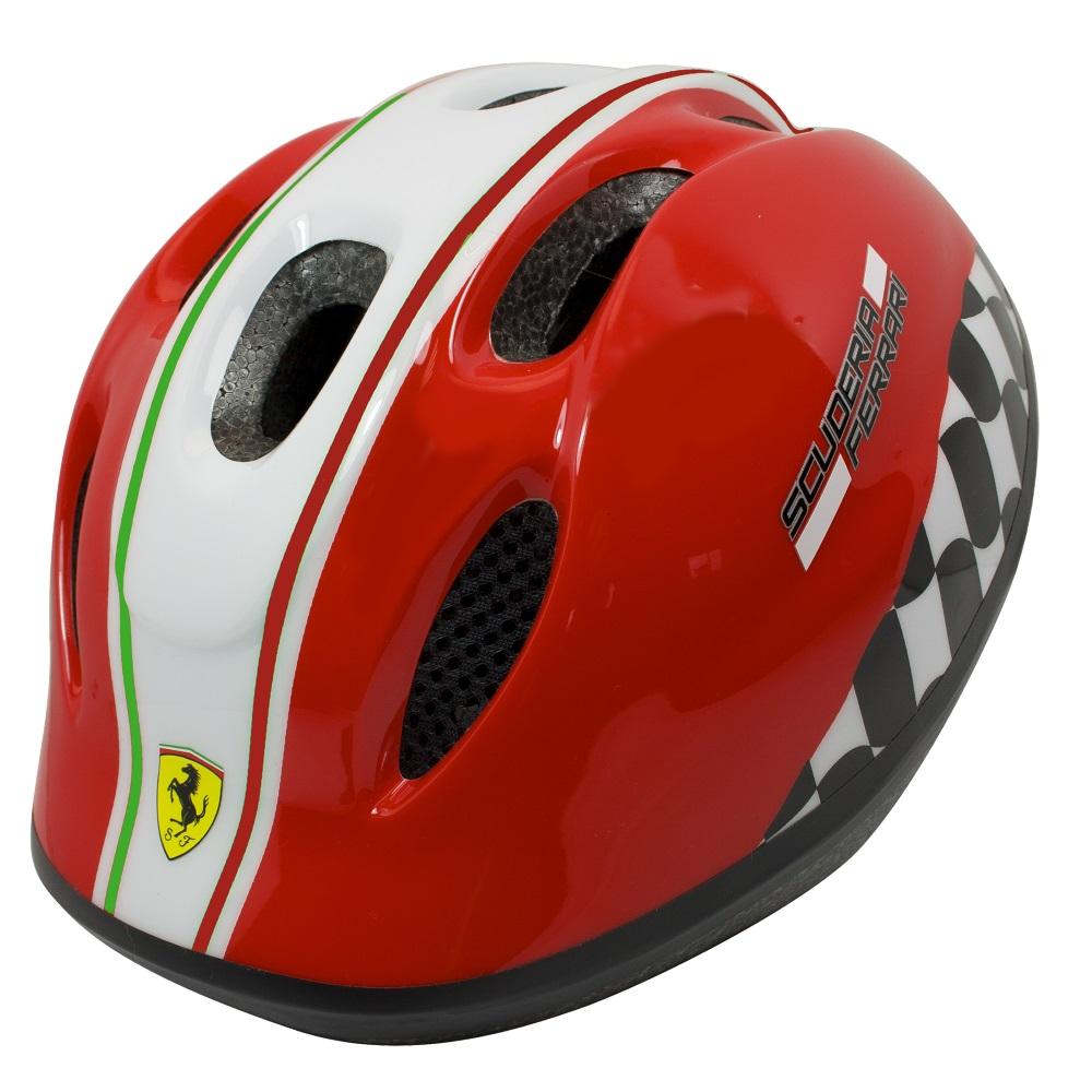 Detská cyklistická prilba Ferrari