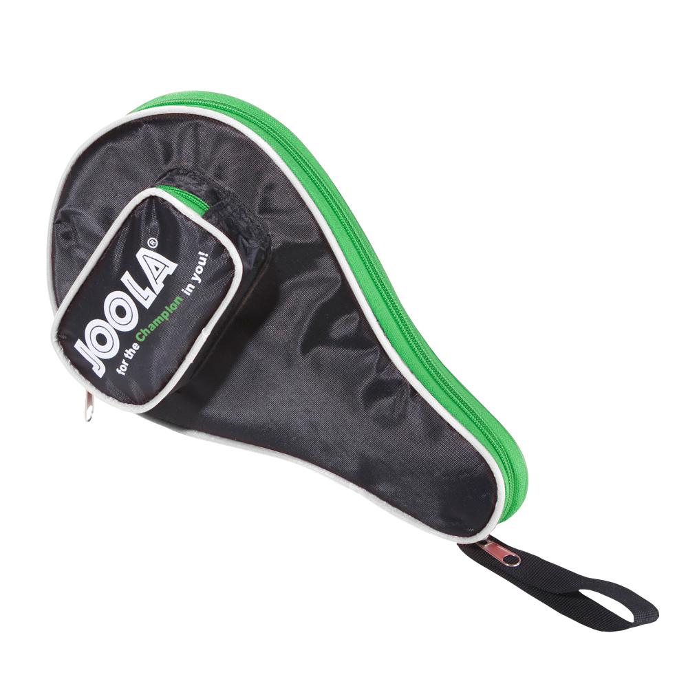 Púzdro na pingpongovú raketu Joola Pocket zeleno-čierna